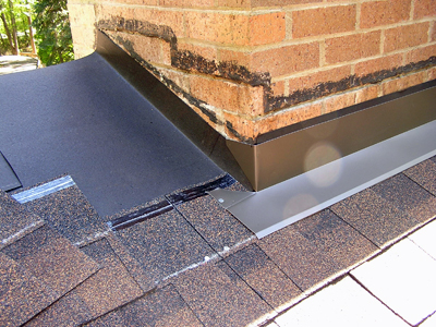 properly installed this flashing will protect the most vulnerable areas of a roofing system - How To Install Roof Flashing